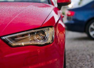 Audi RS2 spalanie
