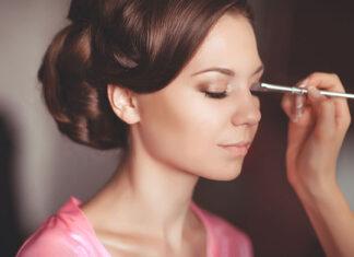 Delikatny makijaż na wesele